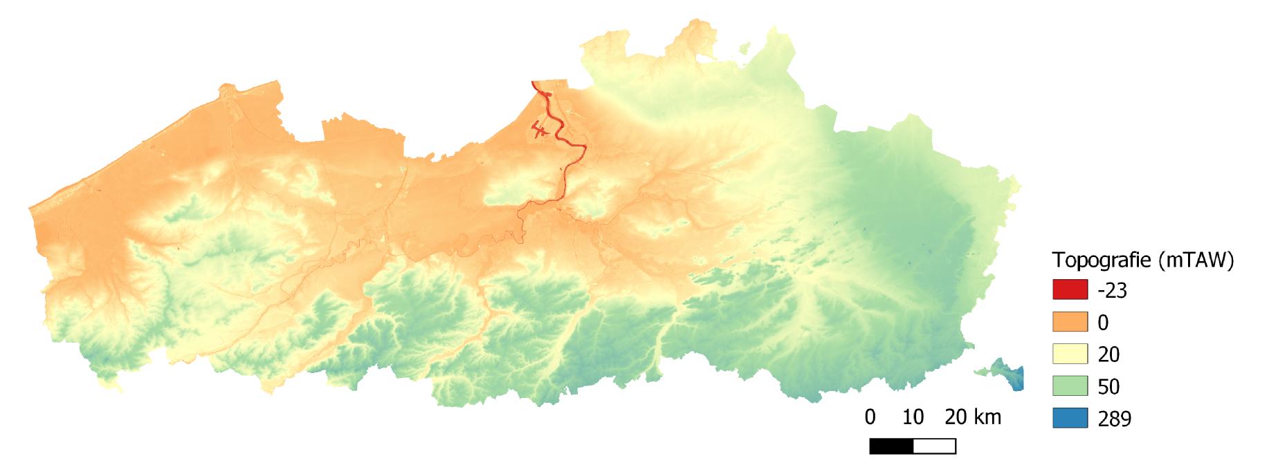 Topografie H3Dv2
