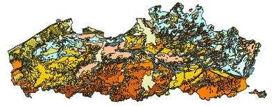 DOV-verkenner met bodemassociatiekaart
