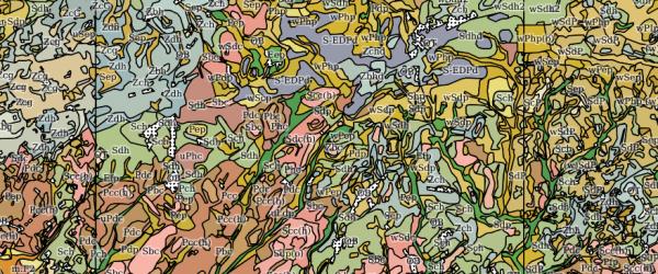 Bodemkaart van Vlaanderen
